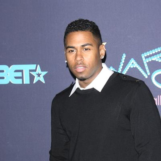 Bobby V in 2006 BET Awards - Press Room