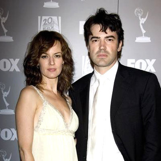 Ron Livingston in 58th Annual Primetime Emmy Awards 2006 - FOX After Party
