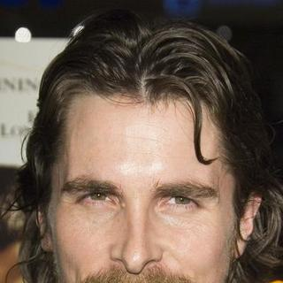 Christian Bale in Harsh Times Los Angeles Premiere