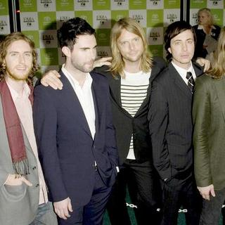 Maroon 5 in 16th Annual Environmental Media Awards - Arrivals
