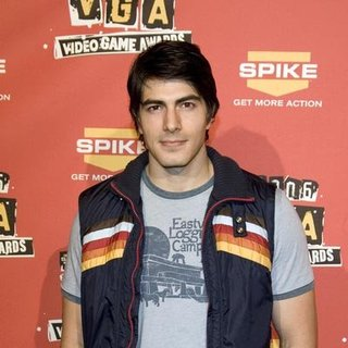Brandon Routh in Spike TV's 2006 Video Game Awards