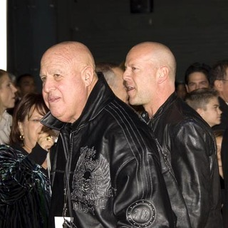 Bruce Willis in World Premiere of Rocky Balboa