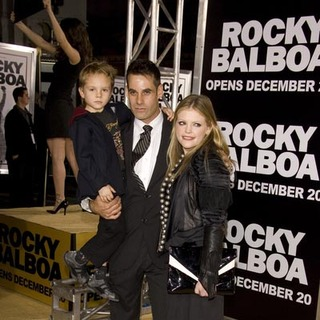 Adrian Pasdar, Natalie Maines in World Premiere of Rocky Balboa