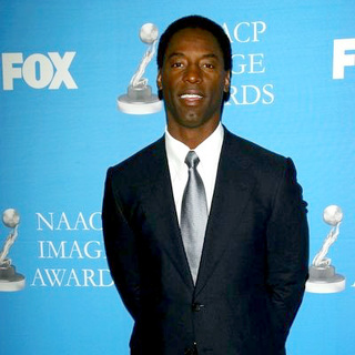 Isaiah Washington in The 38th NAACP Image Awards - Nominations