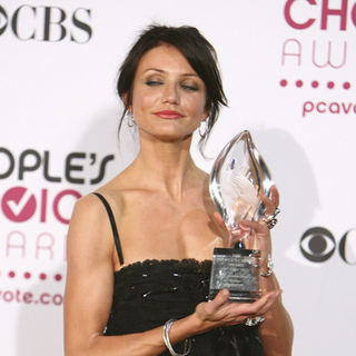 The 33rd Annual People's Choice Awards - Press Room