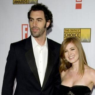 Isla Fisher in 12th Annual Critics' Choice Awards - CSH-018558