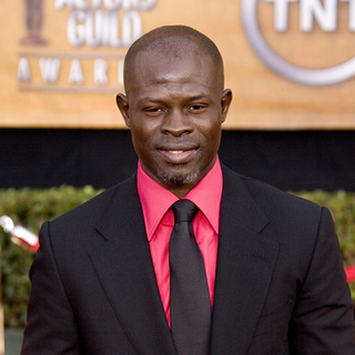 Djimon Hounsou in 13th Annual Screen Actors Guild Awards - Arrivals