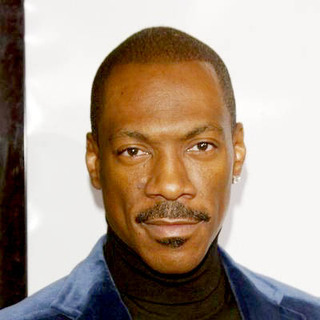 "Eddie Murphy in Los Angeles Premiere of ""Norbit"""