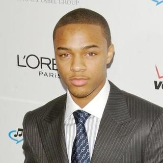 Bow Wow in 2007 Clive Davis Pre-Grammy Awards Party