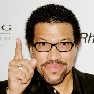Lionel Richie in 2007 Clive Davis Pre-Grammy Awards Party