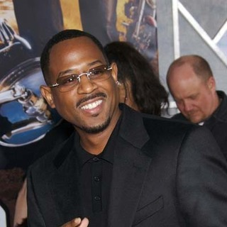 "Martin Lawrence in World Premiere on ""Wild Hogs"""