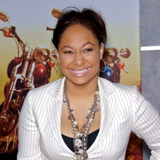 "Raven-Symone in World Premiere on ""Wild Hogs"""