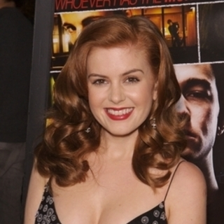 "Isla Fisher in The Los Angeles Premiere of ""The Lookout"" - CSH-021298"