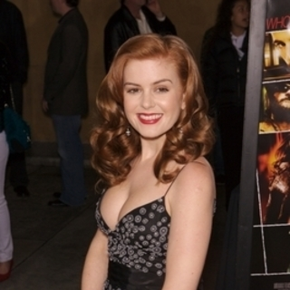 "Isla Fisher in The Los Angeles Premiere of ""The Lookout"" - CSH-021300"