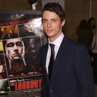 "Matthew Goode in The Los Angeles Premiere of ""The Lookout"""