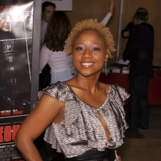 "Tahia Sherel in The Los Angeles Premiere of ""The Lookout"""