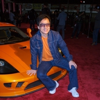 "Jackie Chan in Redline the Movie presents ""Race for a Cause"""