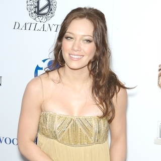 Hilary Duff in Hollywood Life Magazinie's 9th Annual Young Hollywood Awards