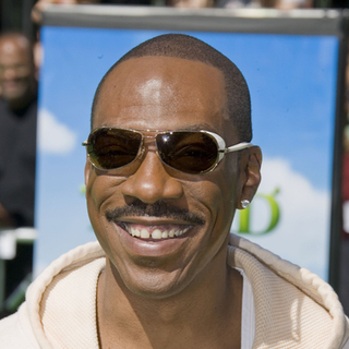 Eddie Murphy in Shrek The Third - Los Angeles Movie Premiere - Arrivals
