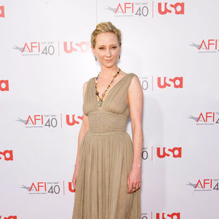 Anne Heche - Al Pacino Honored with 35th Annual AFI Life Achievement Award