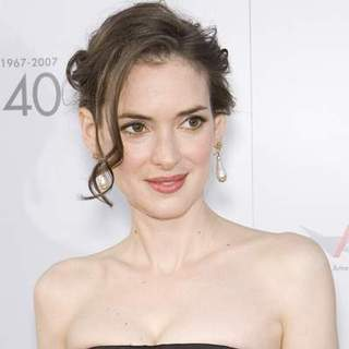 Winona Ryder in Al Pacino Honored with 35th Annual AFI Life Achievement Award