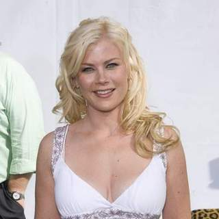 Alison Sweeney in Evan Almighty World Premiere