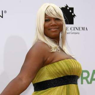 Queen Latifah in Los Angeles Premiere of HAIRSPRAY