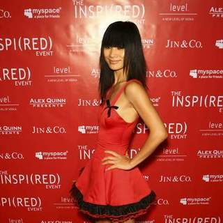 Bai Ling in The Inspi(Red) Event