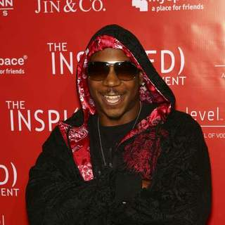 Ja Rule in The Inspi(Red) Event