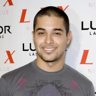 Wilmer Valderrama in Britney Spears Hosts Grand Opening of LAX at Luxor