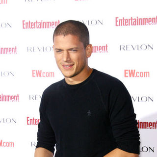 Wentworth Miller in Entertainment Weekley's 5th Annual Pre-Emmy Party