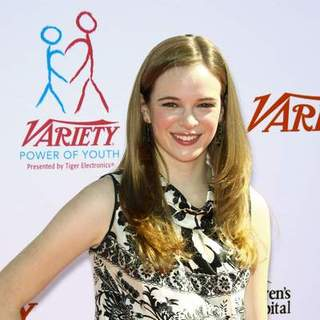 Danielle Panabaker in Variety's Power of Youth event benefiting St. Jude Children's Hospital