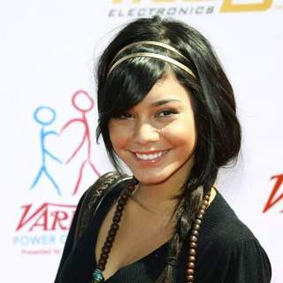 Vanessa Hudgens in Variety's Power of Youth event benefiting St. Jude Children's Hospital