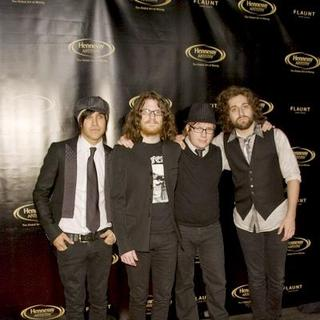 Fall Out Boy in Hennessy Artistry Finale Event Featuring Pharrell Williams and Fall Out Boy