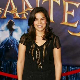 "America Ferrera in ""Enchanted"" World Premiere - Arrivals"