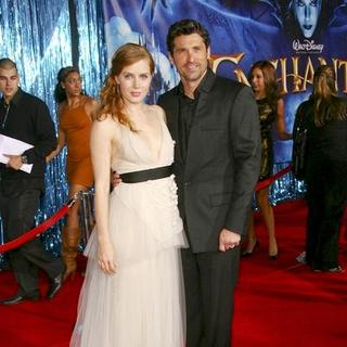 "Amy Adams, Patrick Dempsey in ""Enchanted"" World Premiere - Arrivals"