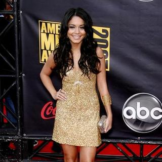 Vanessa Hudgens in 2007 American Music Awards - Red Carpet