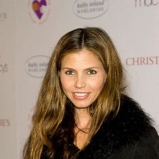 "Charisma Carpenter in Reading of A.R. Gurney's ""Love Letters"" in Honor of AIDS Day at Paramount Studios in Hollywood"