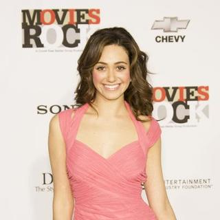 "Emmy Rossum in Conde Nast Media Group Presents ""2007 Movie Rocks"""