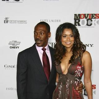 "Eddie Murphy in Conde Nast Media Group Presents ""2007 Movie Rocks"""