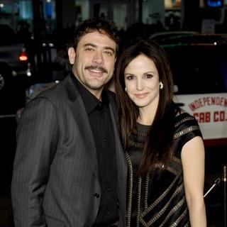 "Jeffrey Dean Morgan, Mary-Louise Parker in ""P.S. I Love You"" World Premiere"