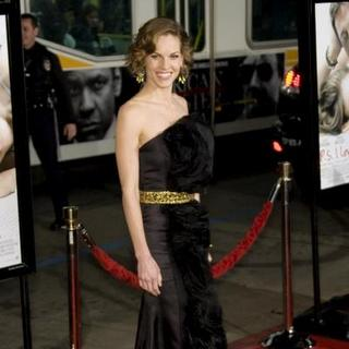 "Hilary Swank in ""P.S. I Love You"" World Premiere"