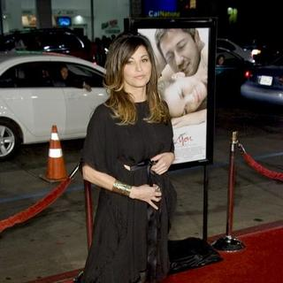 "Gina Gershon in ""P.S. I Love You"" World Premiere"