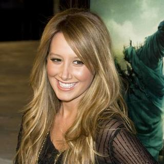 "Ashley Tisdale in ""Cloverfield"" Los Angeles Premiere - Arrivals"