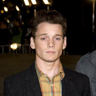 "Anton Yelchin in ""Cloverfield"" Los Angeles Premiere - Arrivals"