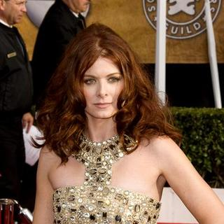 Debra Messing in 14th Annual Screen Actors Guild Awards - Arrivals