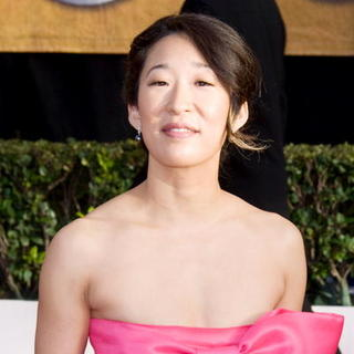 Sandra Oh in 14th Annual Screen Actors Guild Awards - Arrivals