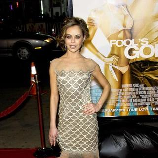 "Alexis Dziena in ""Fool's Gold"" World Premiere - CSH-037211"