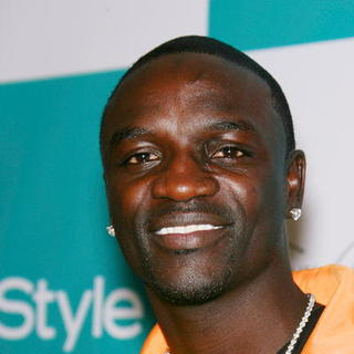 "Akon in InStyle and the Recording Academy Celebrate GRAMMY ""Salute to Fashion"""