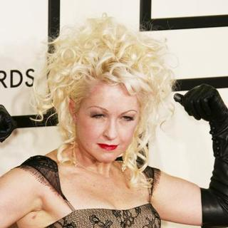 Cyndi Lauper in 50th Annual GRAMMY Awards - Arrivals